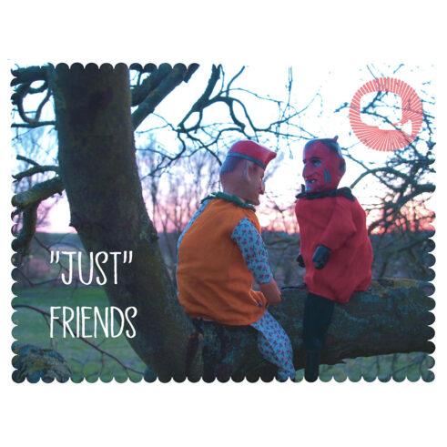 "Qrowdfunding Paket ""Just Friends"""